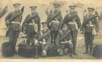 WW1 group shot